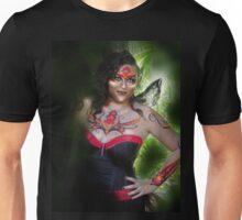 fae dreaming fire faerie Unisex T-Shirt