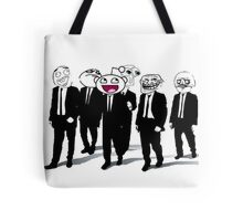 Reservoir Memes Tote Bag