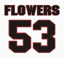 NFL Player Marquis Flowers fiftythree 53 by imsport