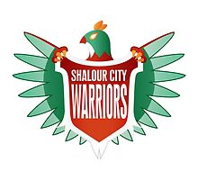 Shalour City Warriors by Tal96