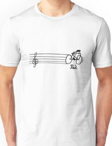 How does a musician get to orchestra? - Light Version T-Shirt