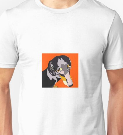 Sausage Dog Unisex T-Shirt