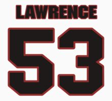 NFL Player Cameron Lawrence fiftythree 53 by imsport