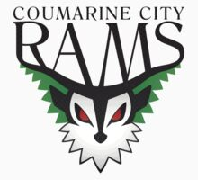Coumarine City Rams Kids Clothes