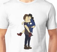 Clara and The Doctor  Unisex T-Shirt