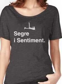 Segre i Sentiment Women's Relaxed Fit T-Shirt