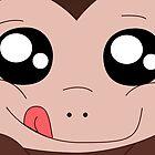 Chunky Monkey Closeup by chunkymonkey