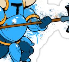 Shovel Knight - Every Day I'm Shovelin' Sticker