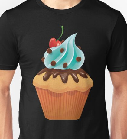 You can't buy happiness but you can buy cupcake Unisex T-Shirt