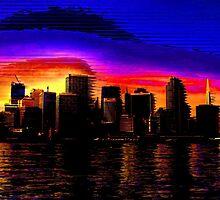 Glitchy City [Original Version] by Lazard