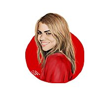 Rose Tyler (Billie Piper) - Doctor Who Photographic Print