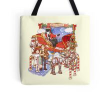 Search your feelings...you know it to be Yuletide Tote Bag