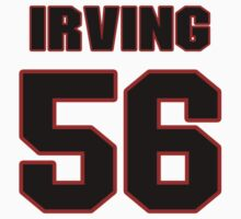 NFL Player Nate Irving fiftysix 56 by imsport