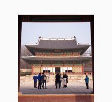 Changdeok Palace in Seoul Unisex T-Shirt