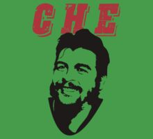 Che Guevara.  by protestall