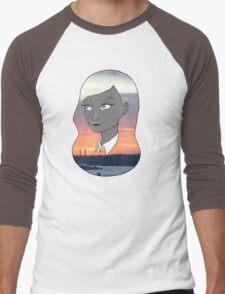 Eventide Twilight Men's Baseball ¾ T-Shirt