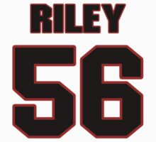 NFL Player Perry Riley fiftysix 56 by imsport