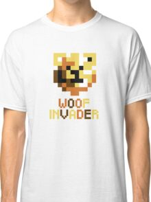 ROBUST INVADERS SPACE WOOF Classic T-Shirt