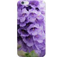 Jacaranda Tree Flowers iPhone Case/Skin