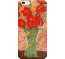 FADED FLOWERS iPhone Case/Skin