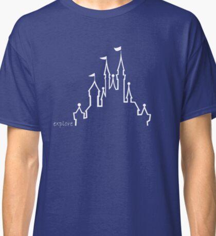 Castle - Explore Series Classic T-Shirt