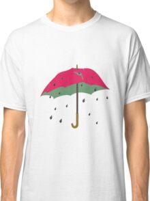 Watermelon Umbrella Classic T-Shirt