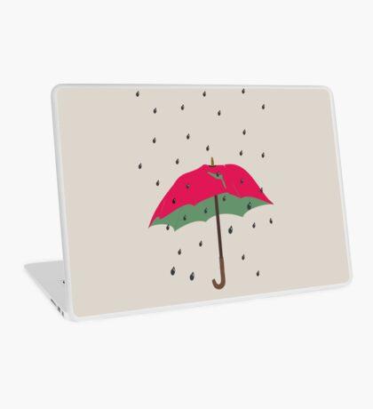 Watermelon Umbrella Laptop Skin