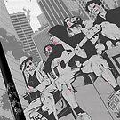 Zombie Apocalypse Guitar Jam by AinsleyKnott