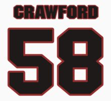 NFL Player Jack Crawford fiftyeight 58 by imsport