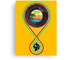 Reggae Forever. Canvas Print