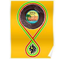 Reggae Forever. Poster