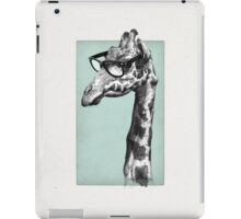 Short-Sighted Giraffe iPad Case/Skin