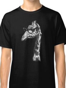Short-Sighted Giraffe Classic T-Shirt