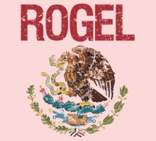 Rogel Surname Mexican Kids Clothes