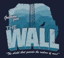 Greetings from the Wall by CXPStees
