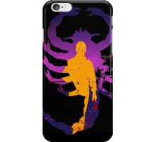 The Driving Scorpion iPhone Case/Skin