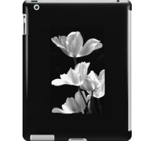 Spring In Black And White iPad Case/Skin