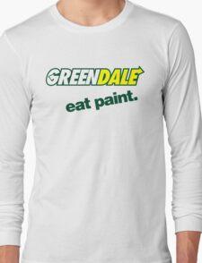 Subway Community College Long Sleeve T-Shirt