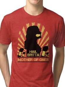 Mother of Ones Tri-blend T-Shirt