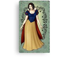 Snow White - Disney Princess Canvas Print