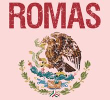Romas Surname Mexican Kids Clothes
