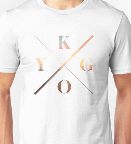 KYGO - White Unisex T-Shirt
