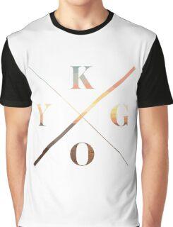 KYGO - White Graphic T-Shirt