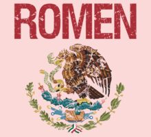 Romen Surname Mexican Kids Clothes