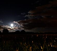 The Moon Lite Field by mhphotographyuk