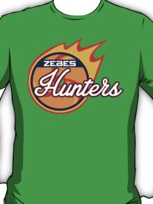 Zebes Hunters T-Shirt
