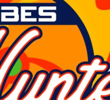 Zebes Hunters Sticker