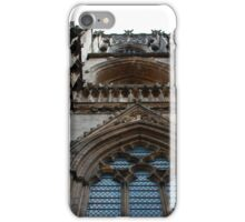 Looking Up at York Minster iPhone Case/Skin