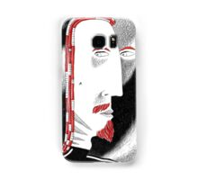 The watching from the depths of space Samsung Galaxy Case/Skin