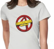 Lawbringer Womens Fitted T-Shirt